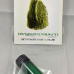 Moldavite-oil
